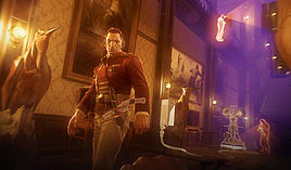Dishonored 2 screen shot 4