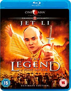 LegendBlu-ray