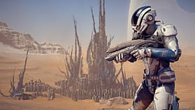Mass Effect Andromeda screen shot 4