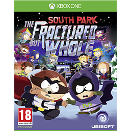 South Park: The Fractured But WholeXbox OneCover Art