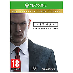 HITMAN: The Complete First SeasonXbox OneCover Art