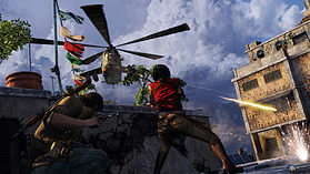 Uncharted: The Nathan Drake Collection screen shot 3