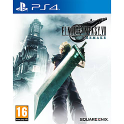 Final Fantasy VII RemakePlayStation 4