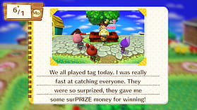 Animal Crossing amiibo Festival with Isabelle and Digby amiibo and amiibo Card Pack screen shot 10