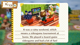 Animal Crossing amiibo Festival with Isabelle and Digby amiibo and amiibo Card Pack screen shot 8