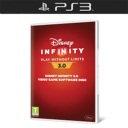 Disney Infinity 3.0 (Software Only) with Toy Box Takeover Expansion Game Piece PlayStation 3
