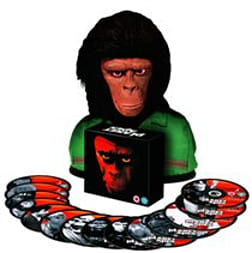 Planet of the Apes: Evolution CollectionBlu-ray