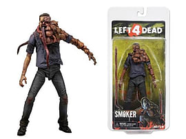 Left 4 Dead Smoker 7 inch Action FigureFigurines