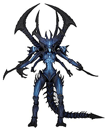 Diablo III 7 inch Shadow of Diablo Deluxe Action FigureFigurines