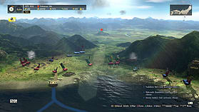 Nobunaga's Ambition: Sphere of Influence screen shot 1