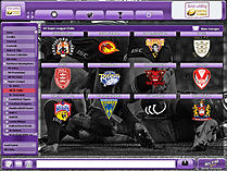 Rugby League Team Manager 2015 screen shot 4