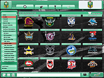 Rugby League Team Manager 2015 screen shot 7