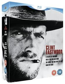 Clint Eastwood CollectionBlu-ray