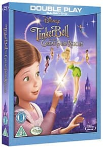 Tinker Bell and the Great Fairy RescueBlu-ray