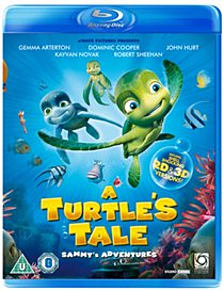 Turtle's Tale: Sammy's AdventuresBlu-ray