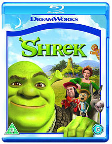ShrekBlu-ray