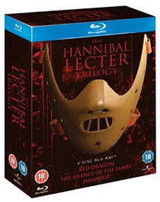 Hannibal Lecter TrilogyBlu-ray