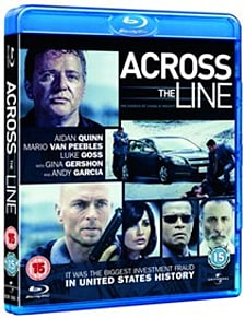 Across the Line - The Exodus of Charlie WrightBlu-ray
