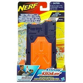 Nerf Supersoaker Refill ClipsFigurines