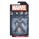 Marvel Infinite Series Grey Beast Figure screen shot 1
