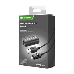 GAMEware Xbox One Play & Charge Kit for Xbox One