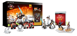 Disney Infinity 3.0 Special Edition with Toy Box Takeover Expansion Game Piece PlayStation 3