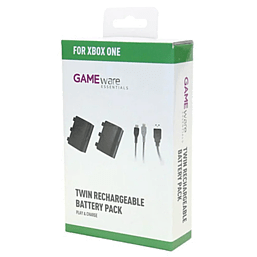 GAMEware Xbox One Twin Charge PackXbox One