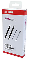 GAMEware Premium Stylus 4 pack for 3DS, 3DS XL Accessories