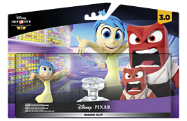 Disney Infinity 3.0 Inside Out Play SetToys and Gadgets