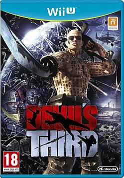 Devil's Third for Wii-U