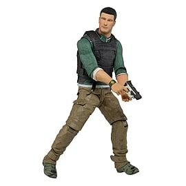 Splinter Cell Conviction Sam Fisher 7 inch Action FigureFigurines