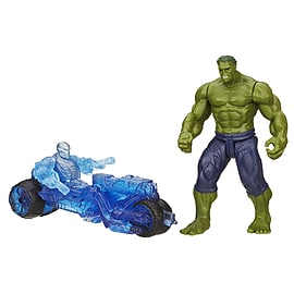 Marvel Avengers Age of Ultron Hulk vs Sub-Ultron 003 Action Figure Pack