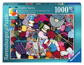 Perplexing Crafty Yarns, 1000pc