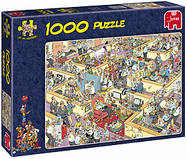 Jan van Haasteren The Office 1000pcs