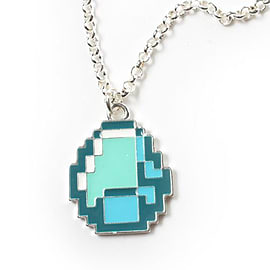 ACC MINECRAFT DIAMOND NECKLACEKeyrings