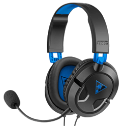 Turtle Beach Recon 50P - PS5, PS4, Xbox, Switch, PC Headset – Black
