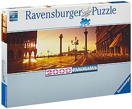 St Marks Square Venice Panorama, 2000pcPuzzles and Board Games