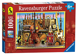 Music CastlePuzzles and Board Games
