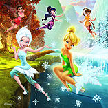 Ravensburger Puzzle - Disney Fairies (3x49pcs.) (09219) screen shot 1