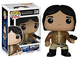 Funko - Figurine Battlestar Galactica - Apollo Pop 10cmFigurines