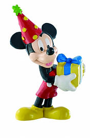 Mickey CelebrationFigurines