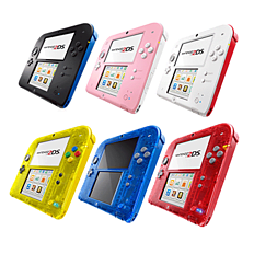 Preowned Nintendo 2DS- Grade C for 3DS