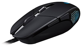 Logitech G302 Prime Gaming Mouse Black MOBA Daedalus screen shot 2