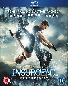 InsurgentBlu-ray
