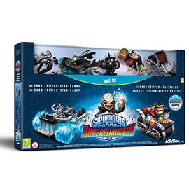 Skylanders Superchargers Dark Edition - Only at GAME Wii U