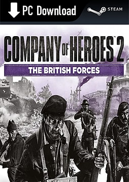 Company of Heroes 2: The British ForcesPC