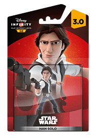 Han Solo - Disney Infinity 3.0 FigureToys and Gadgets