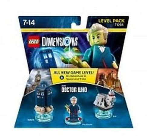 Shop LEGO Dimensions Doctor Who at GAME