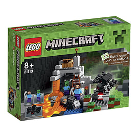 LEGO Minecraft The Cave 21113 PlaysetBlocks and Bricks