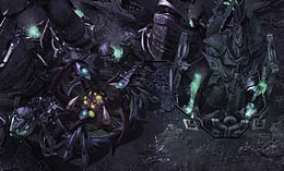 Starcraft 2: Legacy of the Void screen shot 1